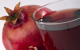 Stressed? Pomegranate Juice Could Help