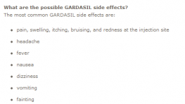 Deceptive Gardasil Ad Campaign Omits Death Link, Numeric Facts
