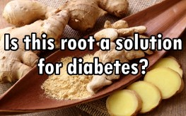 ginger diabetes