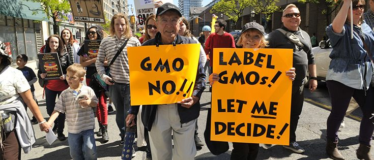 gmo protest