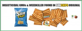GMO Corn and Herbicide Found in 100% of Frito-Lay SunChips Samples