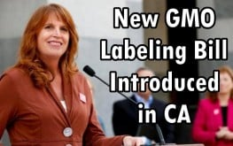CA gmo labeling bill