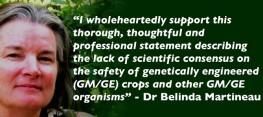gmo dr. belinda martineau