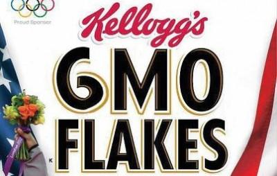 GMO Kellogg's flakes