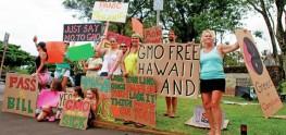 Corrupt Federal Judge Rules Against Big Island Anti-GMO Law, Maui Next