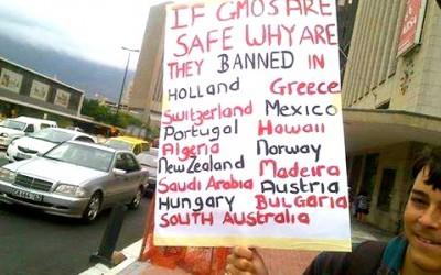 gmo monsanto protest