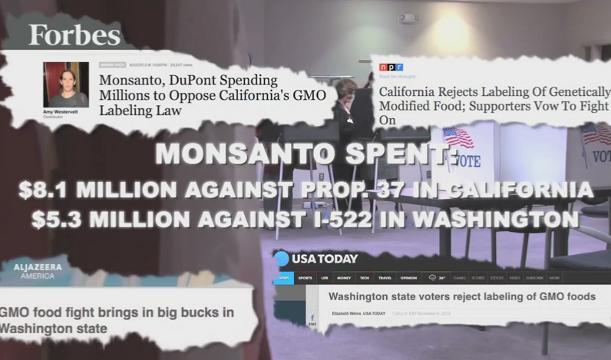 Monsanto stock