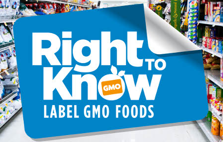 gmo labeling right to know