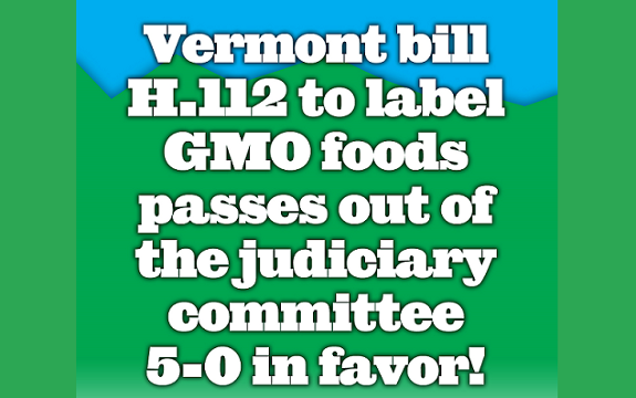 Vermont GMO labeling