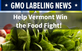 gmo labeling Vermont