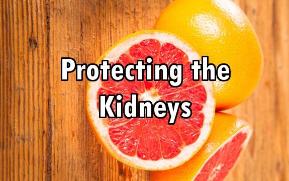 grapefruit kidneys
