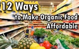 12 Easy Ways to Eat Awesome Organic Food While Saving Money