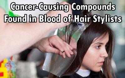 hairdresser cancer