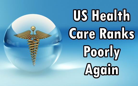 healthcare rank