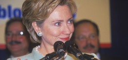 Hillary Clinton: Monsanto's Next Poster Puppet