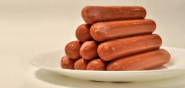 Human DNA Found in a Small Sample of Hot Dogs and Sausages
