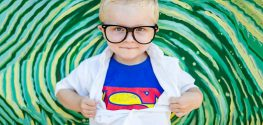 Strangers Rally for Superhero Sketches for Boy with Cancer