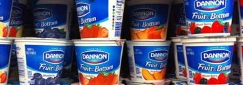Dannon Unveils Non-GMO, Less-Sugar Yogurt in the U.S.