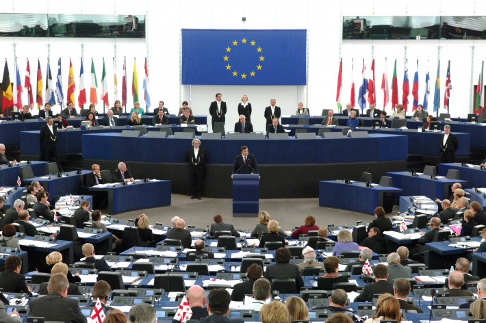 EU Parliament. Source: Independent Balkan News Agency