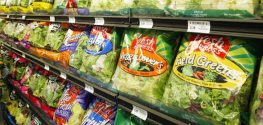 Bagged Salad: Convenient, but a Promoter of Salmonella