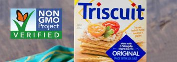 WIN! Triscuit Now Carries Non-GMO Project Certification