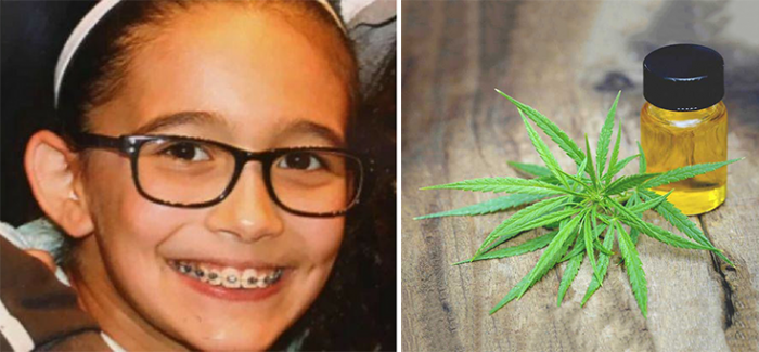 Mom Says Cannabis Oil Treated Daughters Life Threatening Seizures