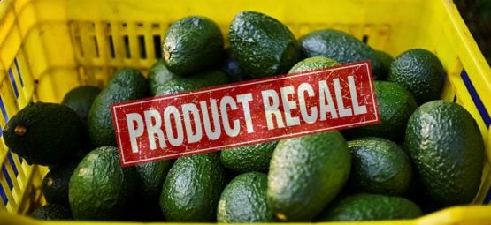 Listeria Concerns Prompt Avocado Recall in 6 States