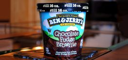 Ben & Jerry's Ice Cream Found to Contain Traces of Glyphosate