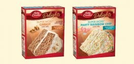Betty Crocker Recalls the Following Cake Mixes