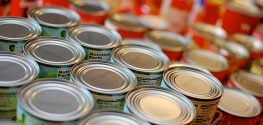 Study: Nearly 40% of Canned Goods Still Contain Gender-Bending BPA Chemical