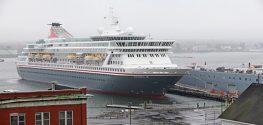 Cruise Ship Docks in Portland; 260 Passengers Sick with Norovirus