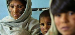 Flesh Eating Disease Spreads Through the Middle East