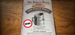 Baker's Scoop HEB 100% Whole Wheat Flour Recalled Due to Foreign Matter