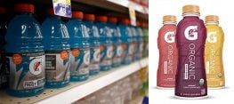 New Organic Gatorade is Still Loaded with Sugar - Organic Sugar