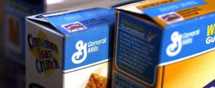 general mills cereals