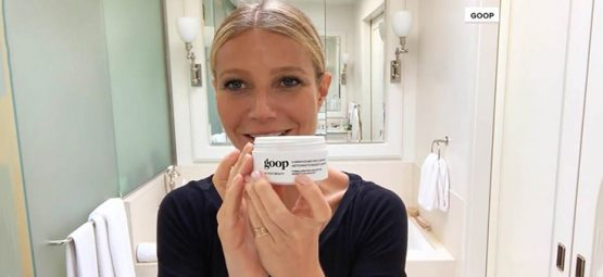 Gwyneth Paltrow's GOOP Company Accused of Deceptive Advertising