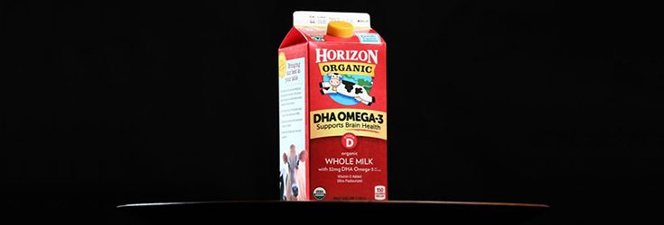 """Your """"Organic"""" Milk may be Produced with Non-Organic Ingredients"""