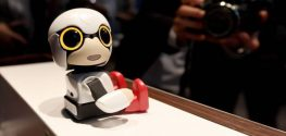 "Weird: Toyota to Sell ""Companion Robot"" Next Year for the Lonely"