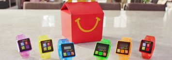 McDonald's Gives Kids Fitness Trackers, But Now Issues Recall