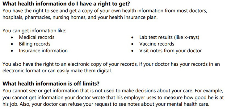how and why you should review your medical records
