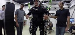 Machines Help People with Spinal Injuries Regain Mobility
