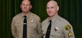 Sheriff's Deputy Saves Fellow Officer's Life by Donating a Kidney