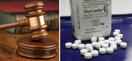 Washington City Sues OxyContin Maker over Opioid Epidemic
