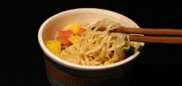 Cheap, Tasty, and Harmful to Your Health: Ramen Noodles