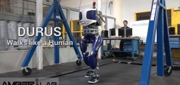 Scientists Create Robot that Swaggers Like a Human