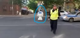 Intelligent Robot in Russia Makes Great Escape...Again
