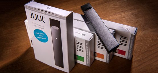 "Juul's High-Nicotine Products has Led to a ""Nicotine Arms Race"""