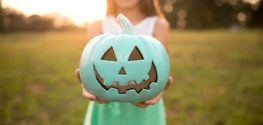 If You See Teal Pumpkins This Halloween, This is What it Means