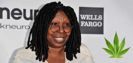 Whoopi Goldberg, Maya Elisabeth Inspire NJ Medical Marijuana Bill