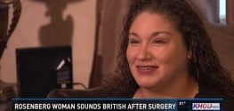 Texas Woman Undergoes Jaw Surgery, Wakes Up with British Accent